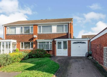 Thumbnail 3 bed semi-detached house for sale in Lagonda, Glascote, Tamworth