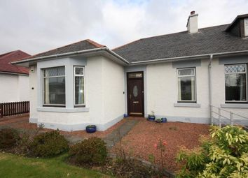 Thumbnail 2 bed semi-detached bungalow to rent in Haining Road, Renfrew