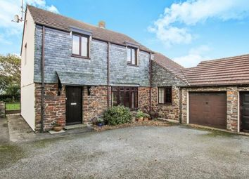 Thumbnail 3 bed semi-detached house for sale in St Issey, Wadebridge, Cornwall