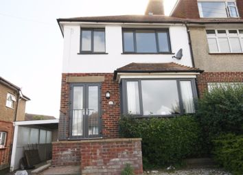 Thumbnail 3 bedroom semi-detached house to rent in Third Avenue, Newhaven, East Sussex