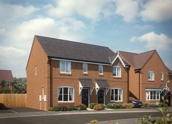 Thumbnail 3 bed semi-detached house for sale in New Street, Rushall, Walsall