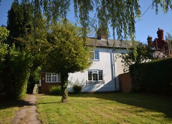 Thumbnail 3 bed semi-detached house to rent in Haccups Lane, Michelmersh, Romsey