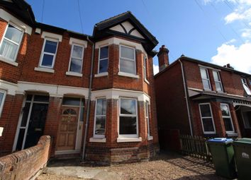 Thumbnail 3 bed property to rent in Vespasian Road, Southampton