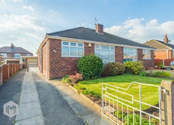 Thumbnail 3 bed semi-detached bungalow for sale in Westgate Drive, Tyldesley, Manchester, Lancashire