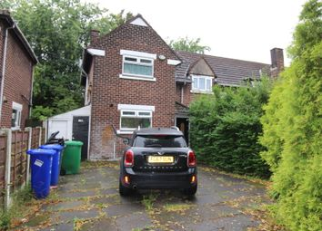 3 bed semi-detached house for sale in Piper Hill Avenue, Manchester M22