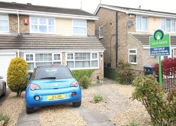 Thumbnail 3 bed semi-detached house for sale in Kingcraft Road, Marton-In-Cleveland, Middlesbrough
