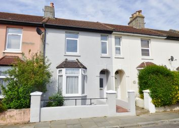 Thumbnail 2 bed terraced house to rent in Gloucester Road, Littlehampton