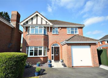 Thumbnail 4 bed detached house for sale in Lansdowne Gardens, Llantarnam, Cwmbran