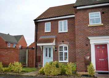 Thumbnail 2 bed end terrace house for sale in Fred Ackland Drive, King's Lynn