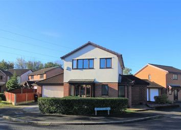 Thumbnail 3 bed detached house for sale in Blackberry Way, Penwortham, Prestion