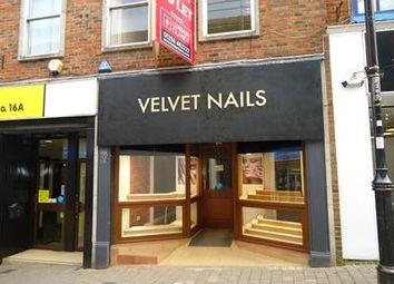Thumbnail Retail premises to let in 16 Church Street, Basingstoke, Hampshire