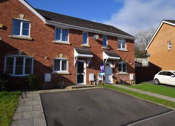 Thumbnail 2 bed terraced house for sale in 13 Cwrt Pant Yr Awel, Lewistown, Bridgend