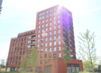 Thumbnail 2 bed flat for sale in London City Island, Orchard Place, London