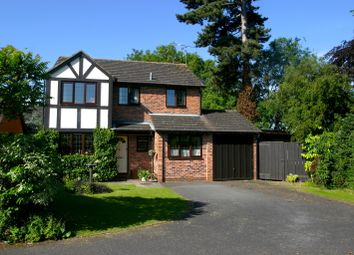 Thumbnail 4 bed detached house for sale in Station Road, Broughton Astley, Leicester