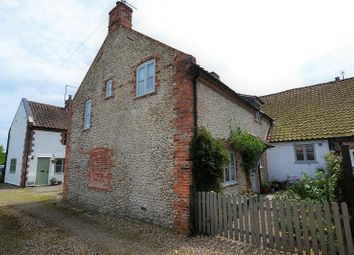 Thumbnail 3 bedroom semi-detached house for sale in Pearsons Road, Holt, Norfolk.