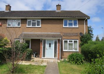 Thumbnail 3 bed end terrace house for sale in Sale Road, Sprowston, Norwich