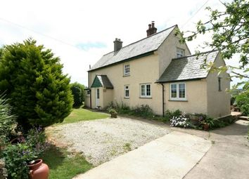 Thumbnail 4 bed detached house for sale in Trerice, Newquay