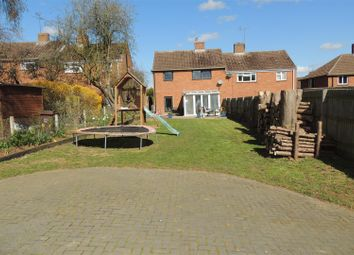 Thumbnail 3 bed semi-detached house for sale in New Croft, Weedon, Northampton