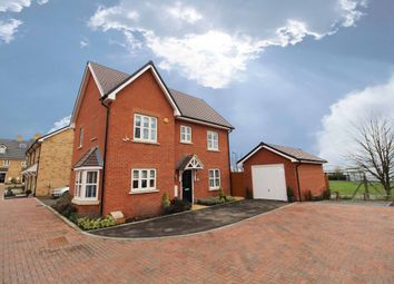 Thumbnail 3 bed detached house for sale in Radcliffe Mews, New Cardington