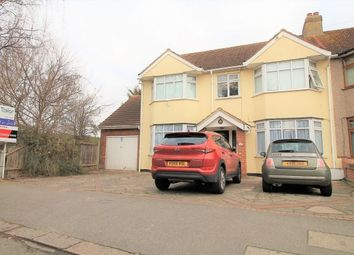 Thumbnail 6 bed end terrace house for sale in Hornford Way, Romford