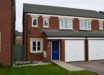 Thumbnail 3 bed semi-detached house for sale in Church Meadows, Great Broughton, Cockermouth