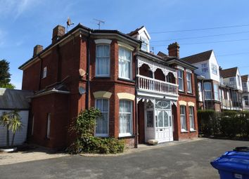 Thumbnail 1 bed flat to rent in Sunrise, Lyndhurst Road, Lowestoft