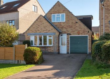 Thumbnail 3 bed detached bungalow for sale in Tickow Lane, Shepshed, Loughborough