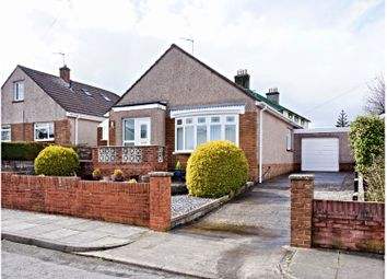 Thumbnail 3 bed detached bungalow for sale in Manor Drive, Coychurch