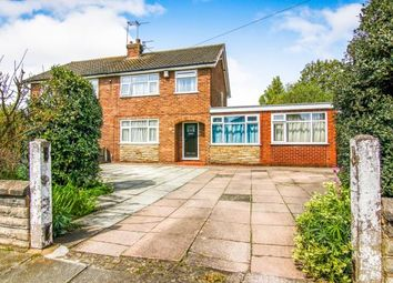 Thumbnail 4 bed semi-detached house for sale in Kent Road, Formby, Liverpool, Merseyside