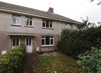 Thumbnail 2 bed terraced house for sale in Manor Road, Camborne