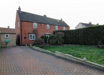 Thumbnail 3 bed semi-detached house for sale in Lyndon Avenue, Bramham, Wetherby
