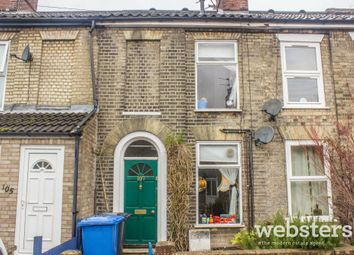 Thumbnail 2 bed terraced house for sale in Gladstone Street, Norwich