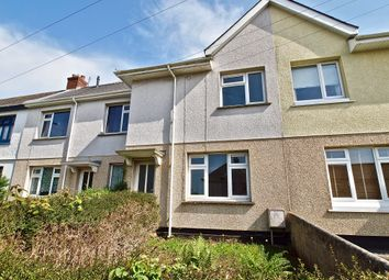 Thumbnail 1 bed terraced house for sale in The Glebe, Camborne