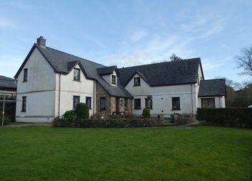 Thumbnail 4 bedroom detached house for sale in Rhydlewis, Llandysul