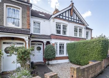 4 bed terraced house for sale in Langham Road, London SW20