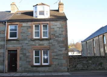 Thumbnail 4 bedroom end terrace house for sale in Lochnell Street, Lochgilphead