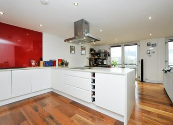 Thumbnail 2 bedroom property for sale in Crystal Wharf Graham Street, Islington, London