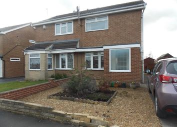 Thumbnail 2 bed semi-detached house to rent in Surbiton Road, Stockton-On-Tees