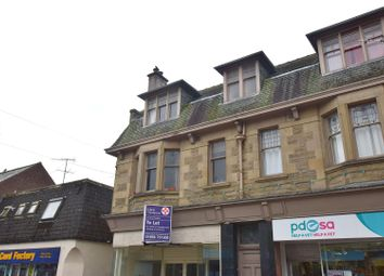 Thumbnail 3 bed flat for sale in Channel Street, Galashiels