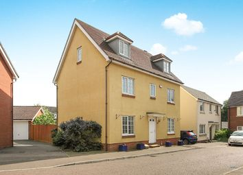Thumbnail 5 bedroom detached house for sale in Dickenson Road, Colchester