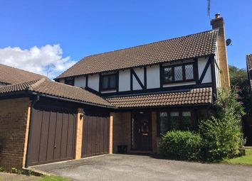 Thumbnail 4 bed detached house to rent in Sheridan Way, Wokingham