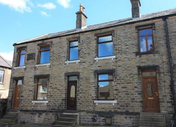 Thumbnail 3 bed terraced house to rent in Wetlands Road, Meltham, Holmfirth