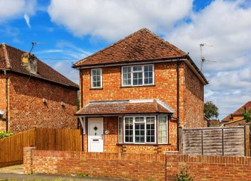 Thumbnail 3 bed detached house for sale in Warren Road, Godalming