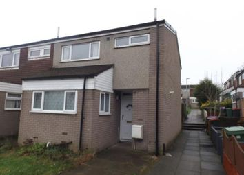 Thumbnail 3 bed end terrace house for sale in Willowfield, Telford, Shropshire