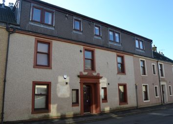 Thumbnail 1 bed flat for sale in Nelson Street, Largs