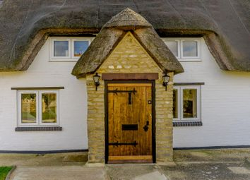 Thumbnail 3 bed cottage for sale in The White House, The Green, Chelveston, Northamptonshire