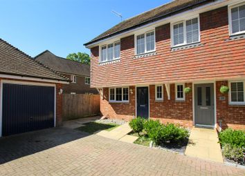Thumbnail 3 bedroom semi-detached house to rent in Sycamore Drive, Burgess Hill