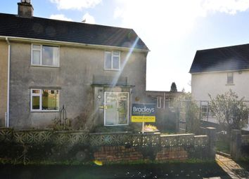 Thumbnail 3 bed semi-detached house for sale in Manor Drive, Ivybridge, Devon