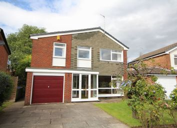 Thumbnail 5 bed detached house for sale in Cranbourne Road, Bamford, Rochdale
