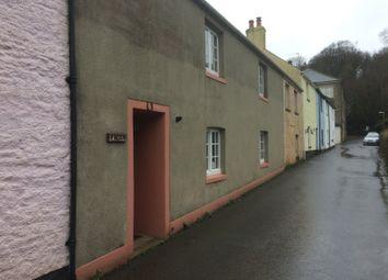 Thumbnail 2 bedroom cottage to rent in 3 Woodland Road, Harbertonford, Totnes, Devon